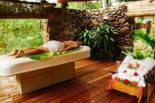 The Manea Spa at the Bora Bora Pearl Beach Resort