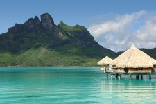 The St Regis Bora Bora Resort & Spa
