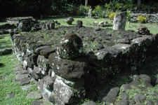 Cultural site of Hiva Oa