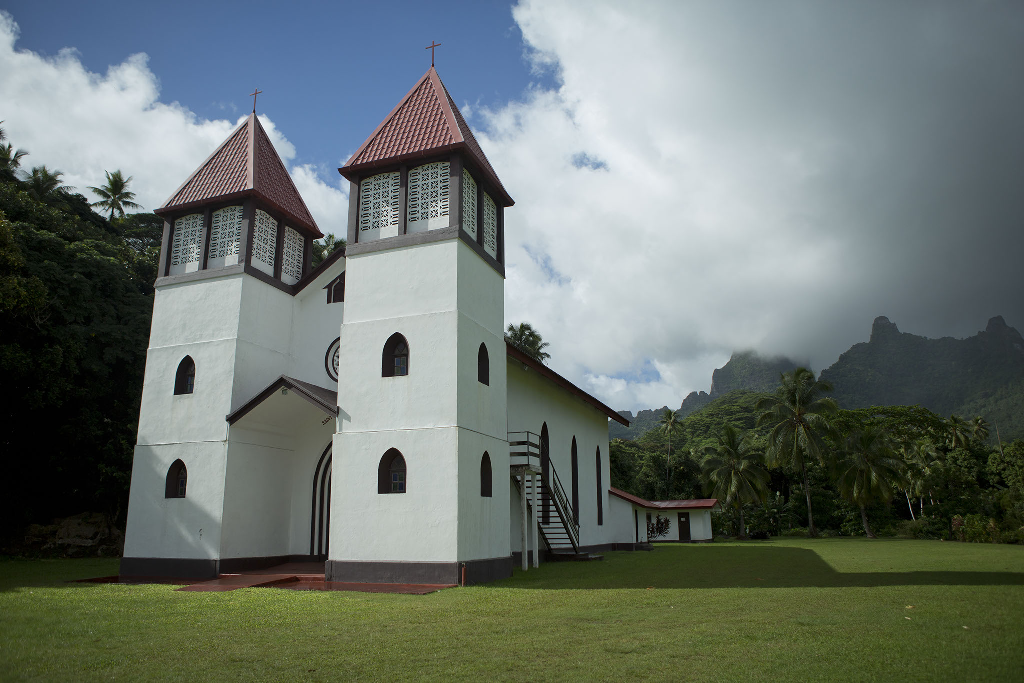 Tahitian Church