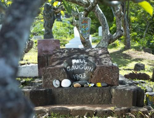 Sur les traces de Gauguin et de Cook