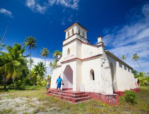 L'arrivée de l'Evangile en Polynésie française