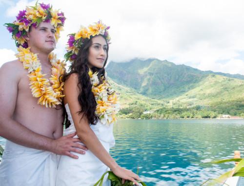 Les réveillons sur leur trente et un en Polynésie