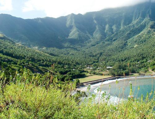 Ua Huka – la marquisienne