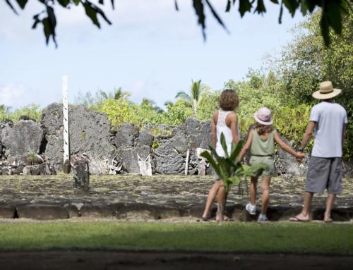Raiatea, l'île sacrée se dévoile