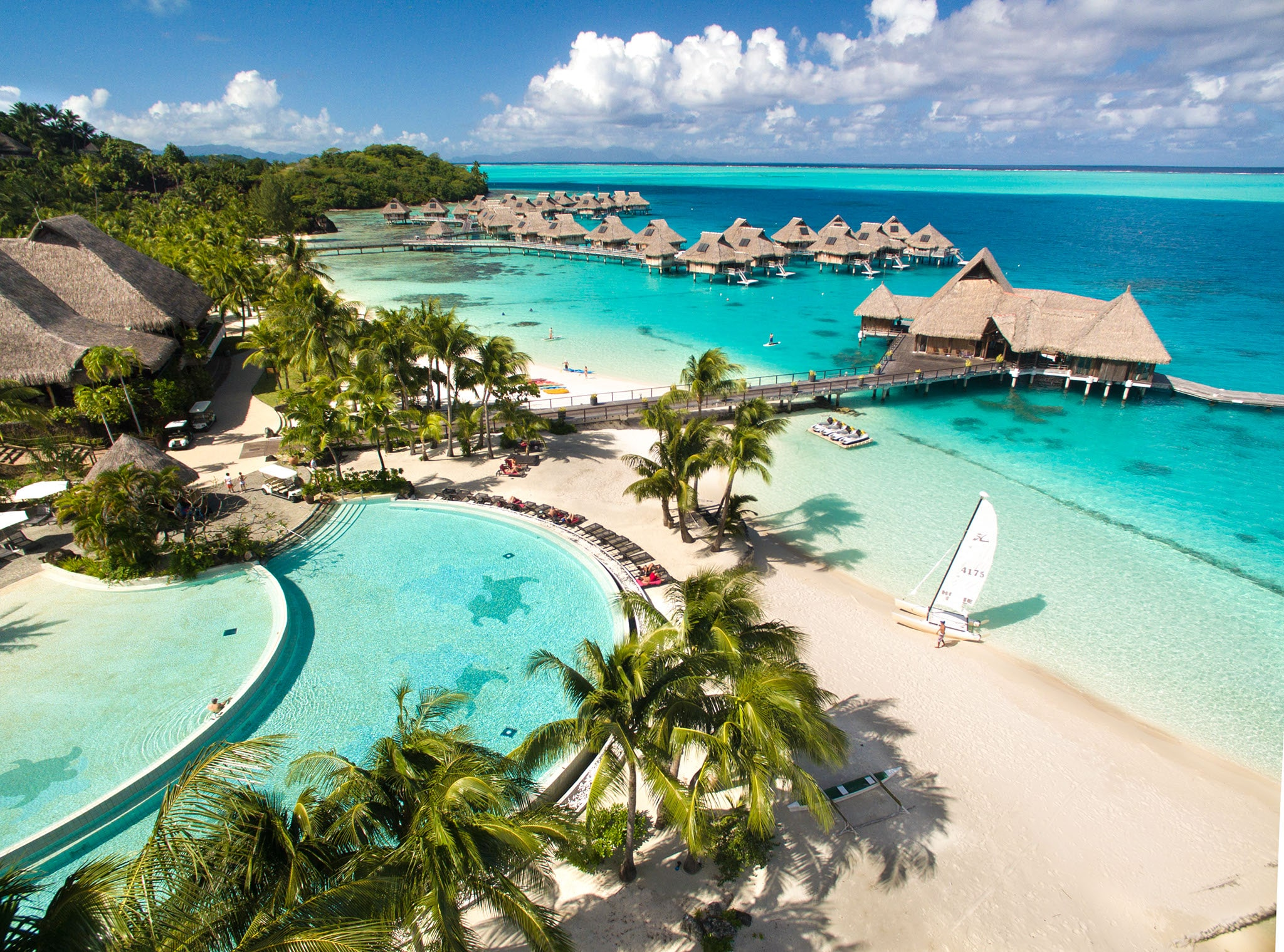 Rebranding of Hilton to Conrad Bora Bora - Tahiti Nui Travel