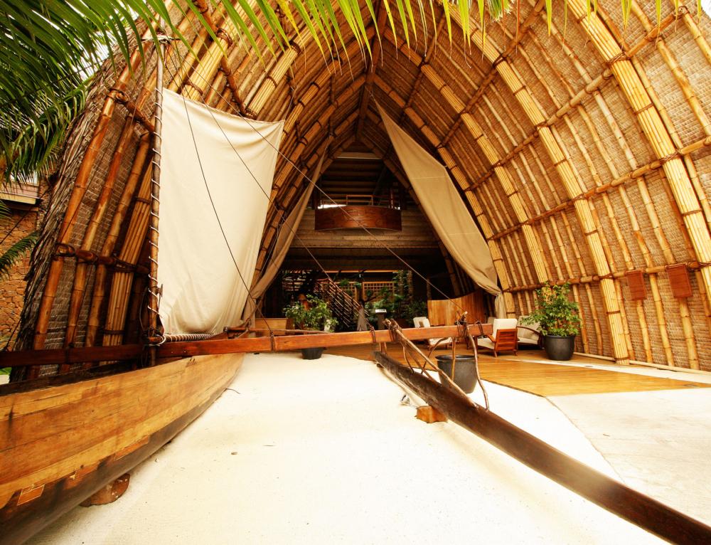 Architecture in Polynesia - Tahiti Nui Travel