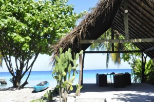 Coconut Lodge Guest House in Rangiroa