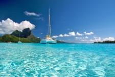 Une croisière en catamaran avec Tahiti Yacht Charter