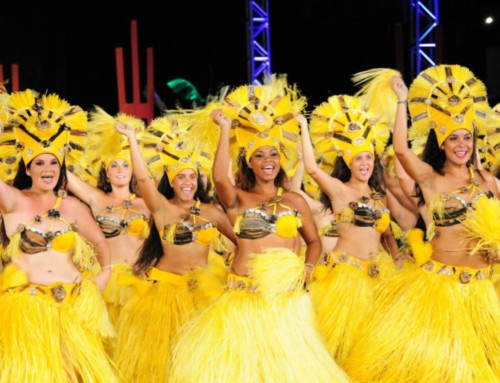 "The ""Heiva I Tahiti"""