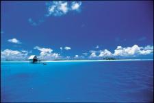 Le lagon de Tikehau
