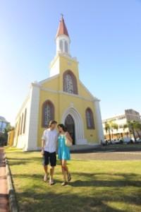 Promenade dans la ville de Papeete