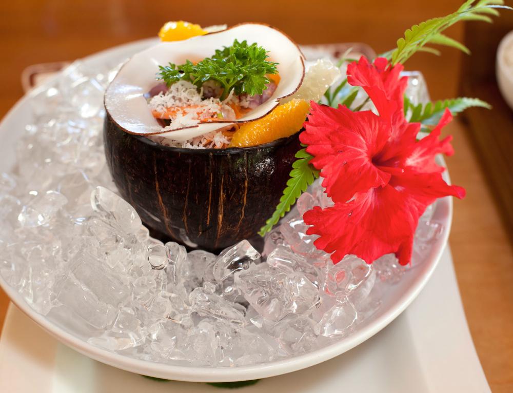A polynesian cuisine experience tahiti nui travel for Art cuisine tahiti
