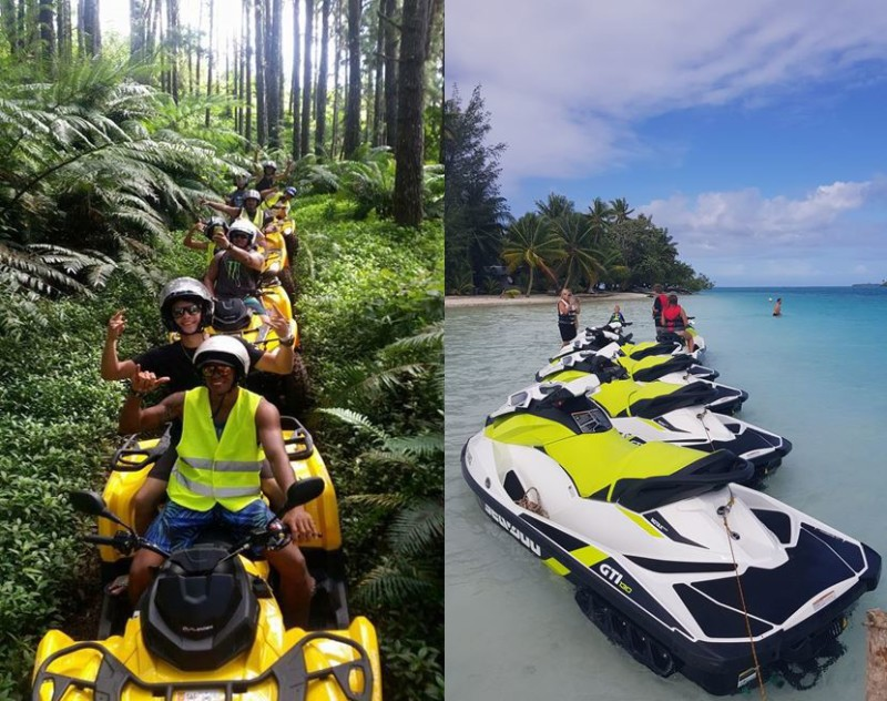 Huahine Excursions