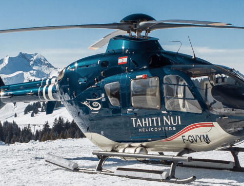 Tahiti Nui Helicopters