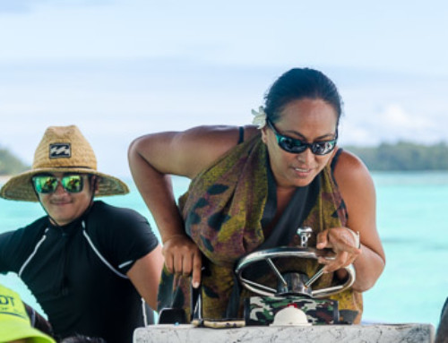 New Excursions on Moorea & Raiatea