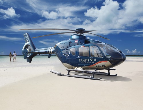 New! Tahiti Nui Helicopters services