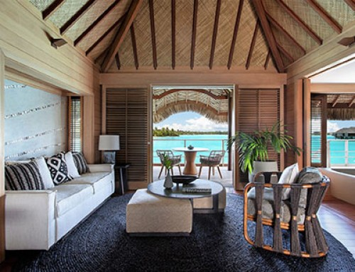 Hotel Four Seasons Resort Bora Bora – 5*